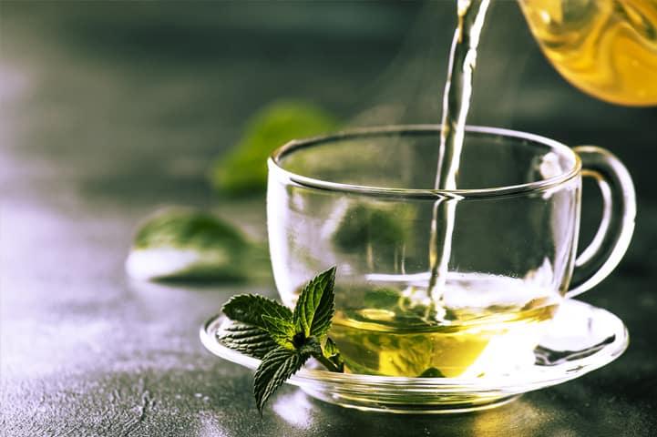 Saiba os benefícios do chá verde para a sua saúde
