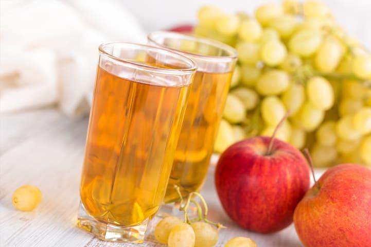 Benefícios do suco de maçã para você aproveitar com sua B.blend
