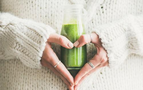 Como fazer suco verde 2