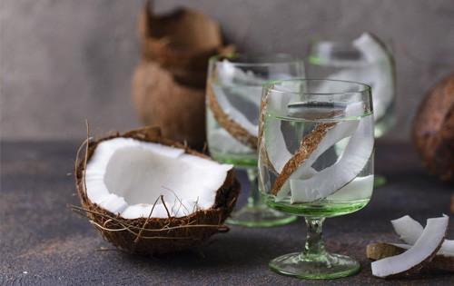 Benefícios da água de coco 2