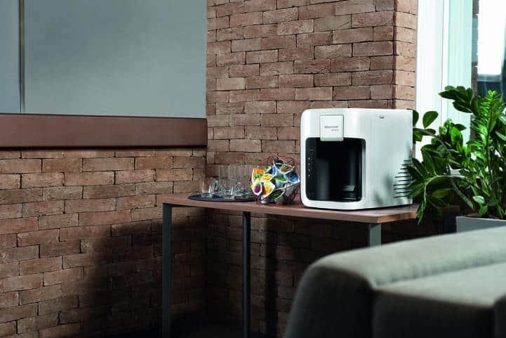 Máquina de fazer cappuccino: sabor e praticidade em casa