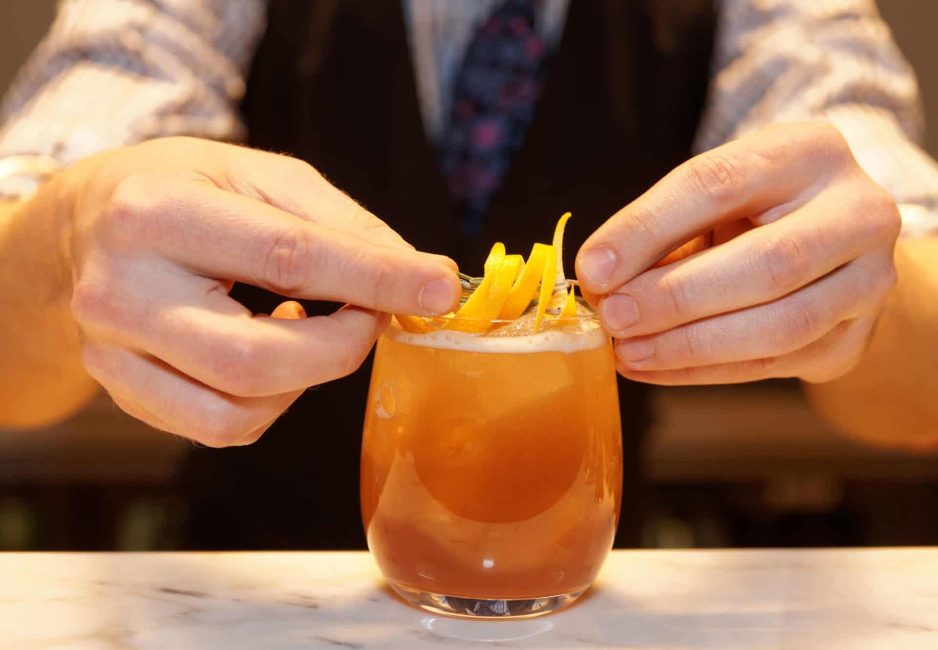 Decoração de drinks: como montar a sua bebida