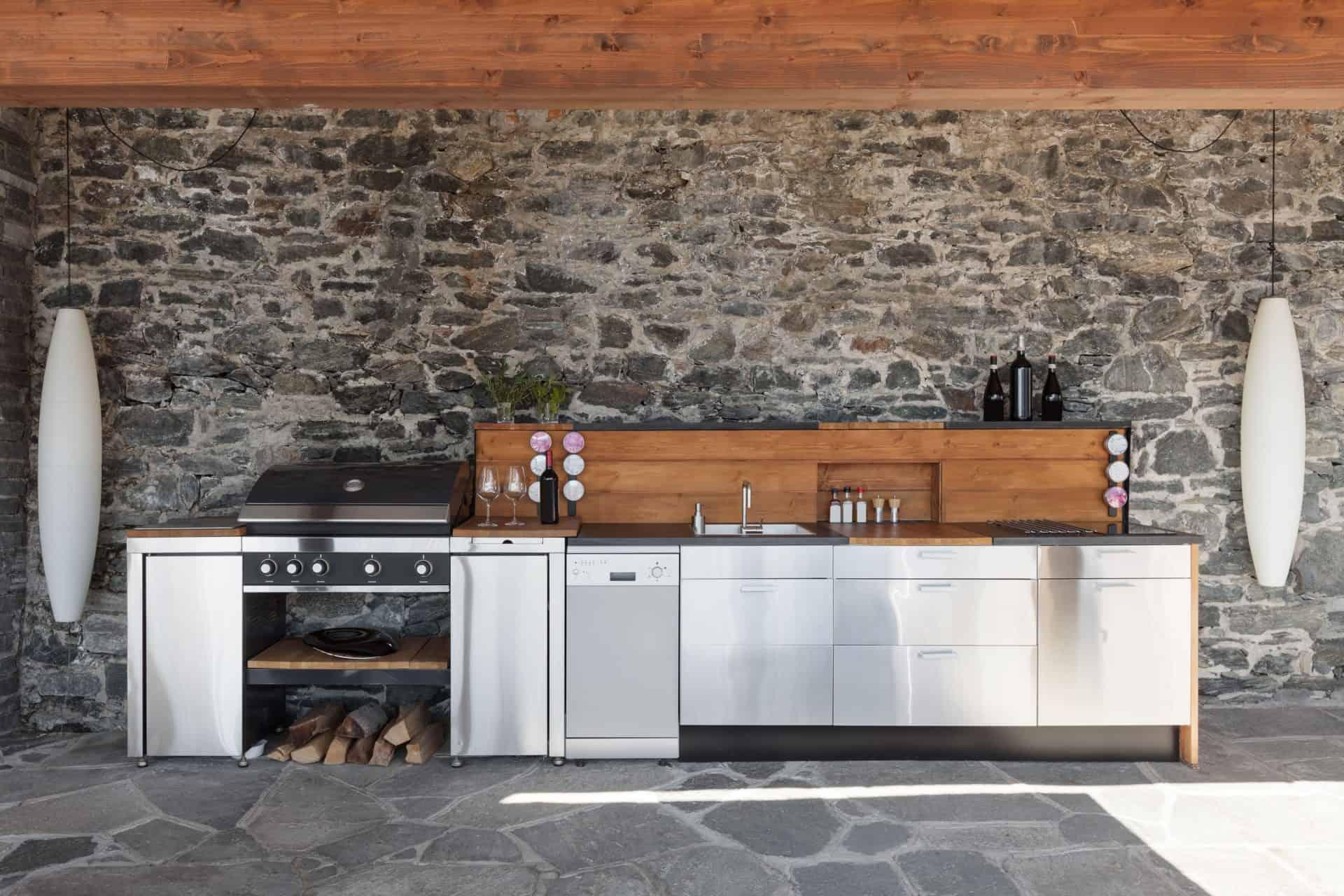 Espaço gourmet: trazendo mais conforto para sua casa