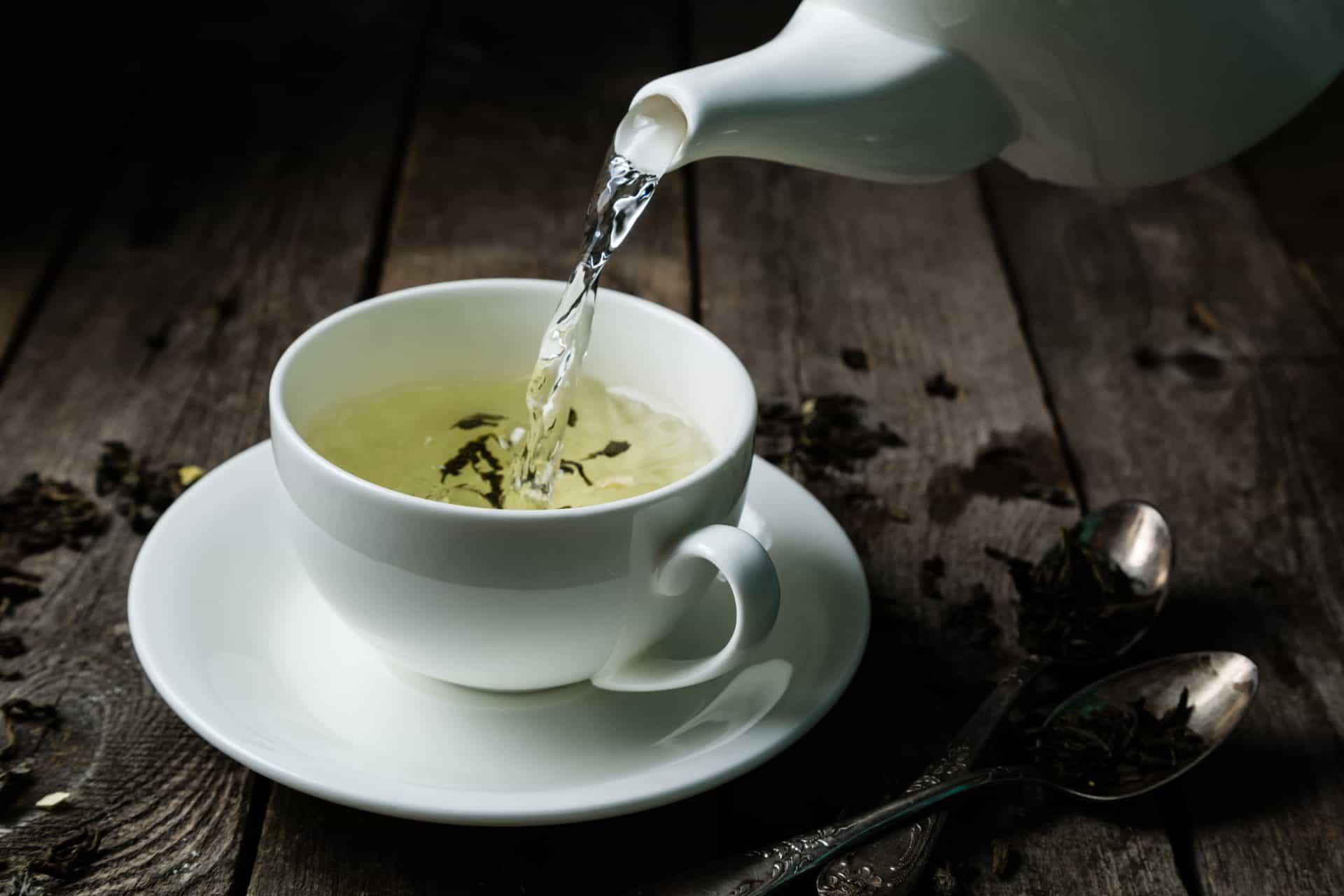 Conheça os benefícios do chá branco