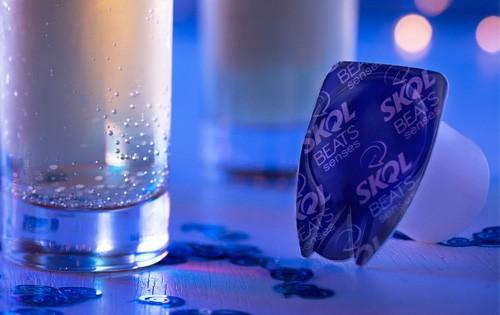 Cápsula de Skol Beats Senses: sua bebida pronta e gelada em alguns segundos