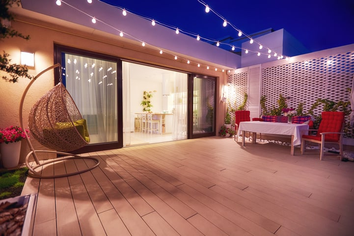 5 dicas criativas de decoração de área externa