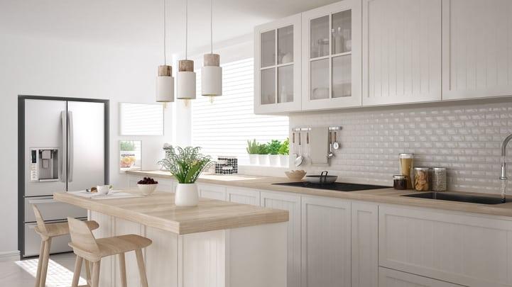 Como montar uma decoração de cozinha moderna e funcional?