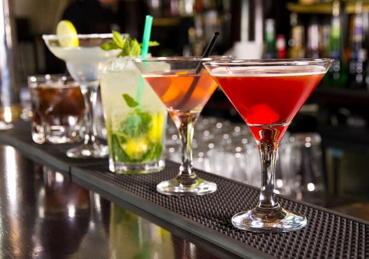 drinks mais famosos