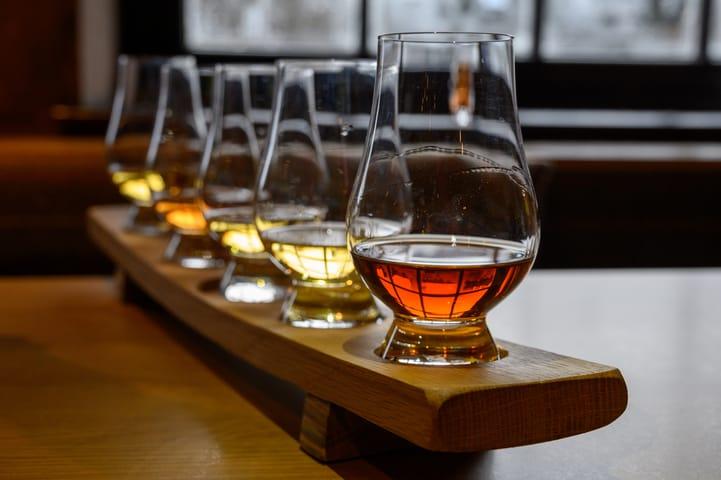 Conheça os 5 destilados mais consumidos no Brasil