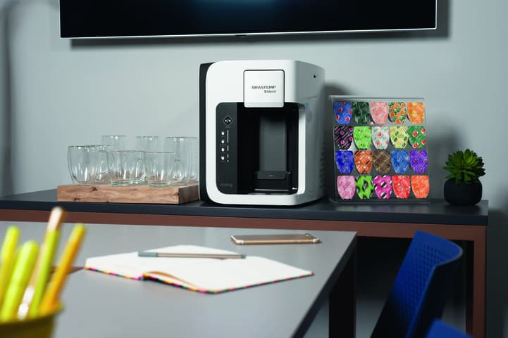 Máquina de fazer chá em casa? Com a B.blend é possível