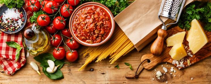 pratos italianos
