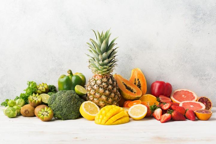 Confira quais são os principais alimentos ricos em vitamina C