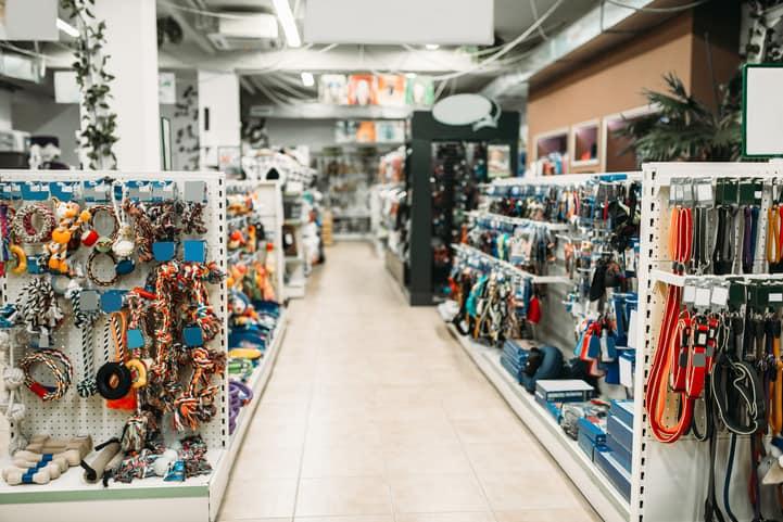 dicas de decoração para pet shop