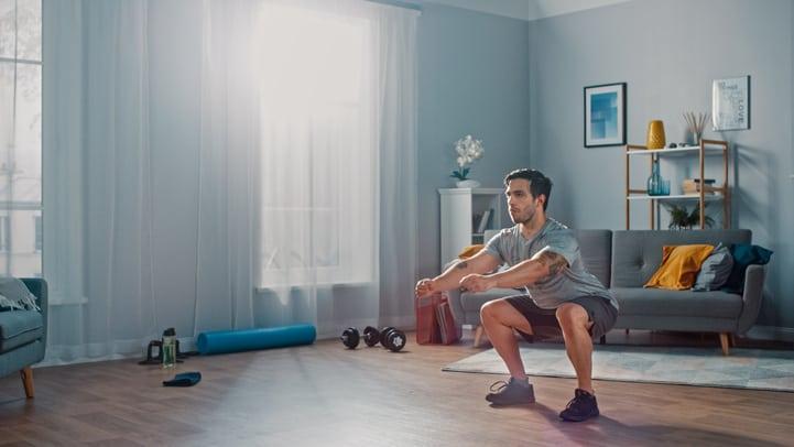 exercícios funcionais em casa
