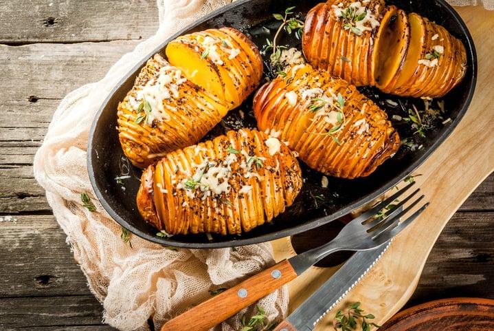 receitas fáceis e rápidas com batata