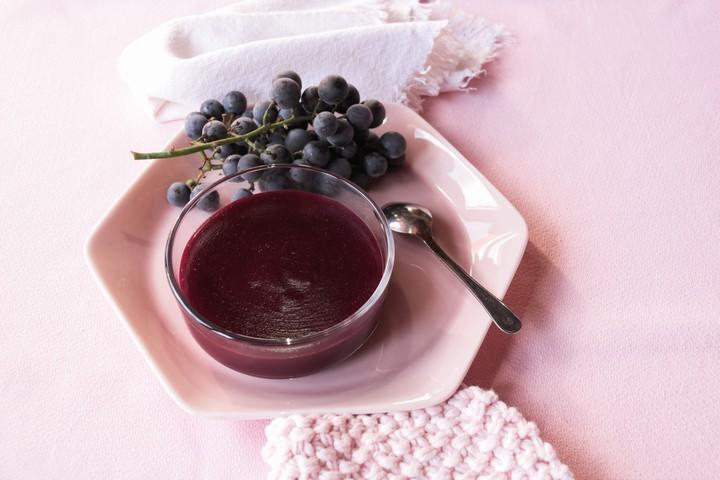 Mousse de suco de uva: aprenda a fazer receitas deliciosas